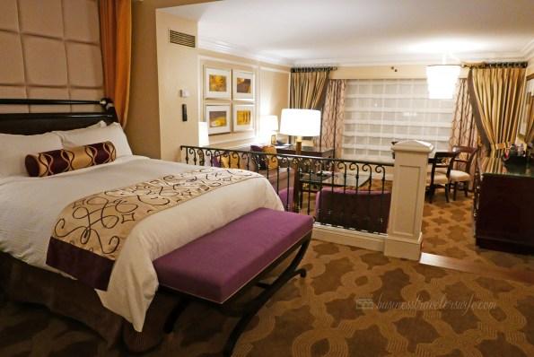 Hotel Review: The Venetian Las Vegas Bella Suite