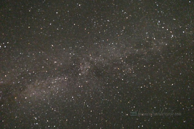 Crossing Off The Bucket List: Meteor Shower (Adventure and Tips) Torrance Barrens Dark-Sky Preserve Milky Way