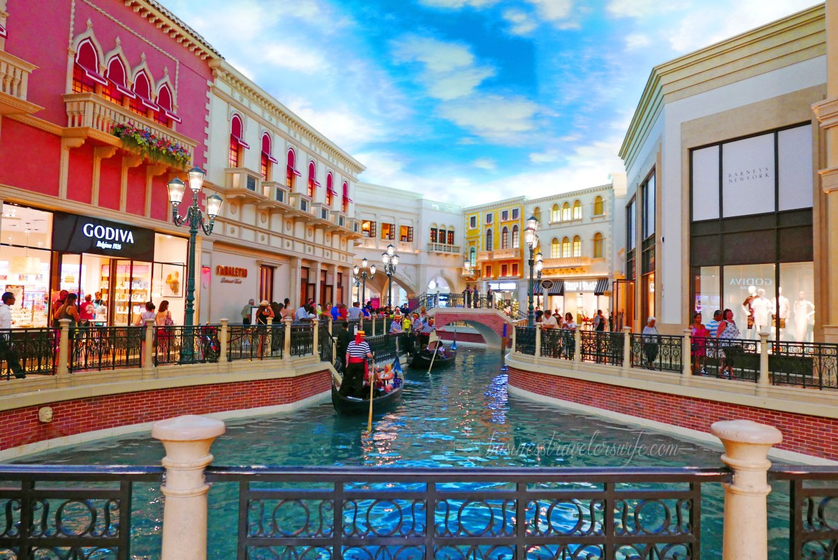 Luxury Hotel Review: The Venetian Las Vegas (All-Suite Resort)