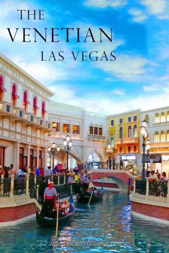 Hotel Review: The Venetian Las Vegas Grand Canal Shoppes