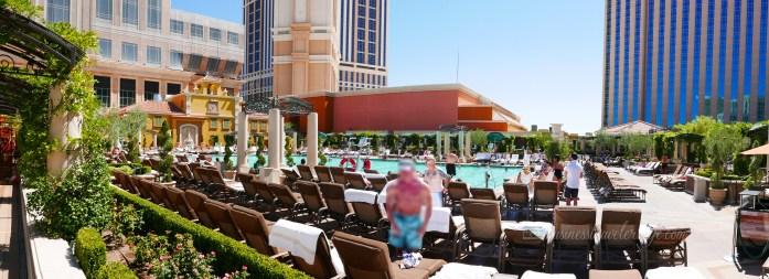 Hotel Review: The Venetian Las Vegas Pool
