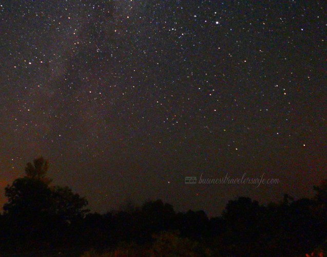 Crossing Off The Bucket List: Meteor Shower (Adventure and Tips) Torrance Barrens Dark-Sky Preserve Meteor Shower