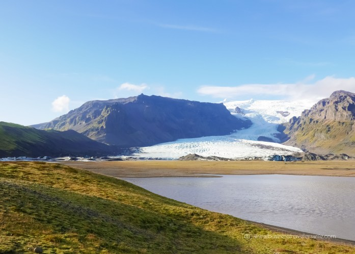 Discover the Glaciers in Iceland (A Self-Drive Tour) Kviamyrarkambur Glacier Lagoon