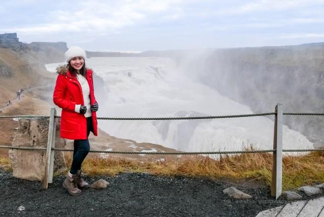 Exploring the Beautiful Waterfalls of Iceland Gullfoss Falls