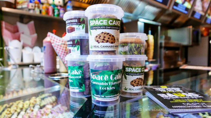 10 Interesting Things to Do in Amsterdam - Be Adventurous Amsterdam Cannabis Space Cake Muffins Brownies Cookies