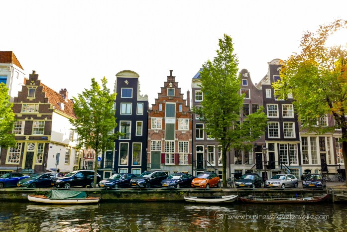 10 Interesting Things to Do in Amsterdam - Canal Houses