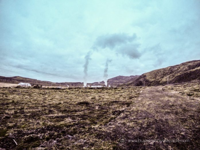 Where to Stay in Iceland - ION Adventure Hotel Geothermal Plant