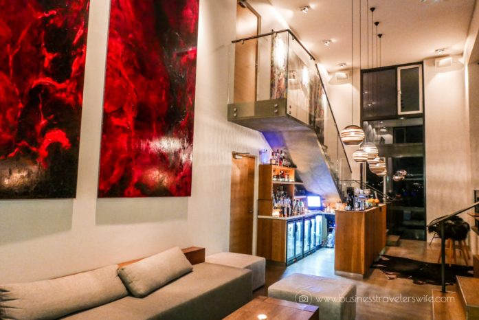 Where to Stay in Iceland - ION Adventure Hotel Bar