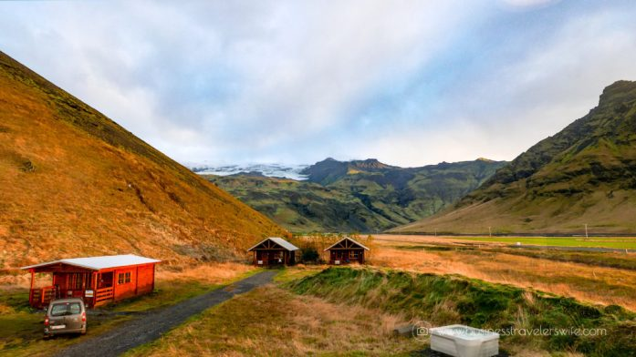 Where to Stay in Iceland - Welcome Guesthouse Edinborg View