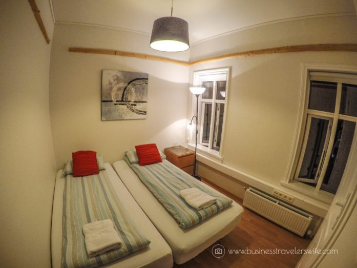 Where to Stay in Iceland - Welcome Guesthouse Edinborg Room