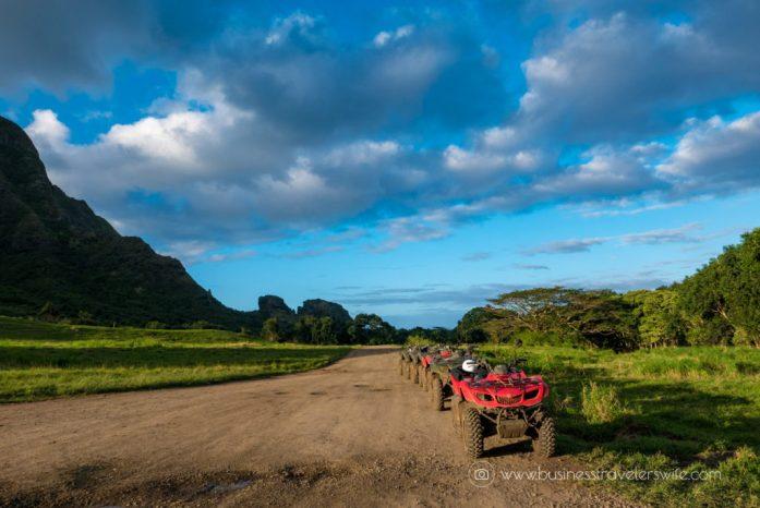ATV Tour in Kualoa Ranch Oahu (1 of 1)-3