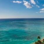 Hotel Review on Hyatt Regency Waikiki Beach Resort & Spa Room King Bed Balcony Ocean View Honolulu Oahu Hawaii
