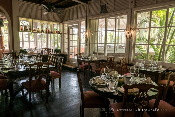 Eat Like a Local in Bahamas Tru Bahamian Food Tours' Bites of Nassau Graycliff Hotel and Restaurant (2)