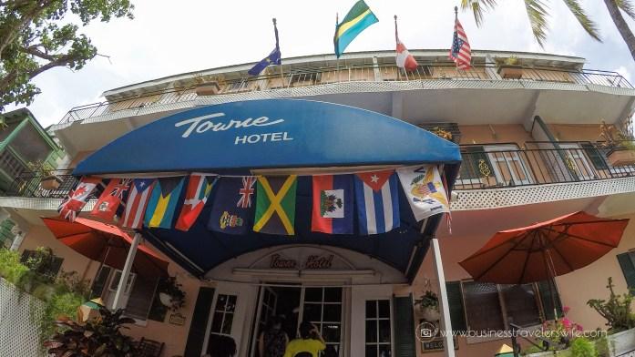 Eat Like a Local in Bahamas Tru Bahamian Food Tours' Bites of Nassau Talking Stick