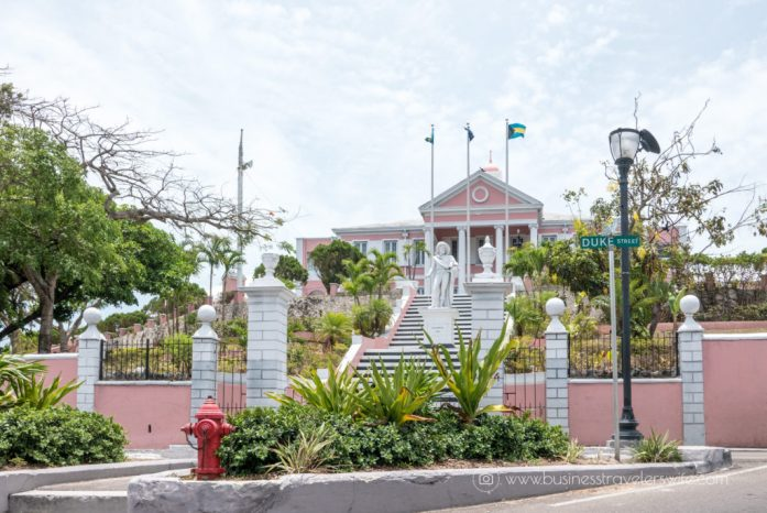 Tru Bahamian Food Tours' Bites of Nassau Governor General's House