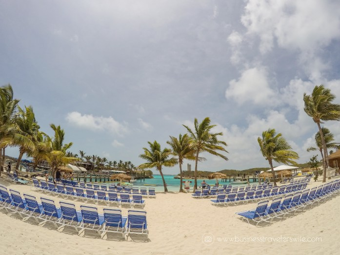 VIP Beach Day and Dolphin Encounter on Blue Lagoon Island, Bahamas (1 of 1)