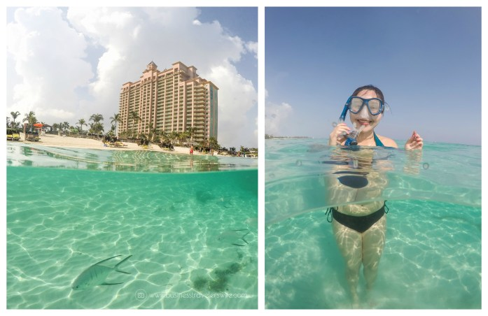 The Cove Atlantis - Autograph Collection at Paradise Island, Bahamas beach