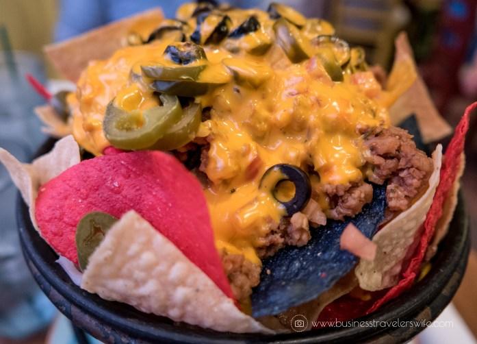 bimini road loaded nachos