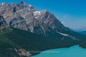 Featured Image Scenic Summer Roadtrip to the Canadian Rockies Peyto Lake