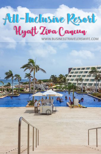Experience the All-Inclusive Resort at Hyatt Ziva Cancun
