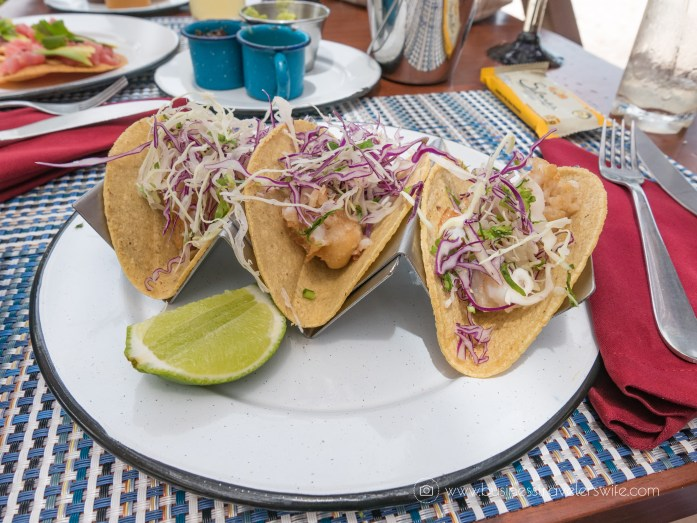 Experience the All-Inclusive Resort at Hyatt Ziva Cancun Habaneros Tacos