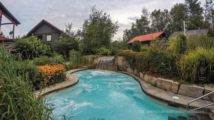 Relaxing Getaway at Scandinave Spa Blue Mountain