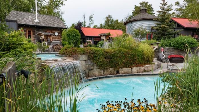 Relaxing Getaway at Scandinave Spa Blue Mountain scandinavian bath (1 of 1)-2