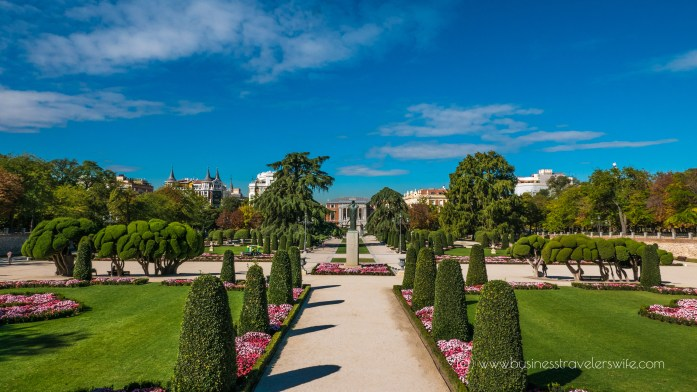 Experiencing the Best of Madrid in a Day - Explore, Eat, Stay El Retiro Plaza Parterre