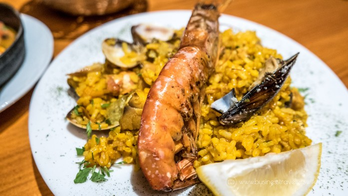 Experiencing the Best of Madrid in a Day - Explore, Eat, Stay Food Taberna El Sur Paella