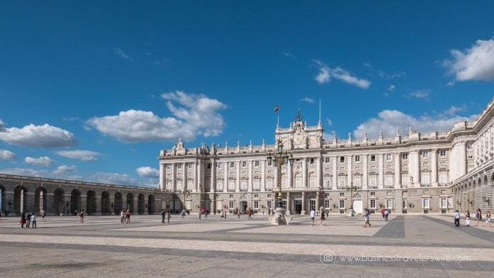 Experiencing the Best of Madrid in a Day - Explore, Eat, Stay Royal Palace