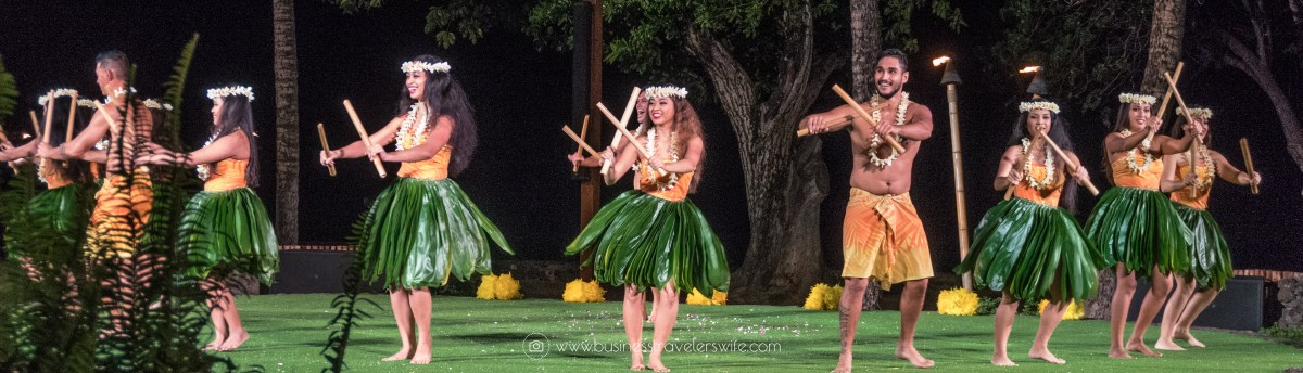 A Feast for the Belly and the Eyes at Old Lahaina Luau in Maui