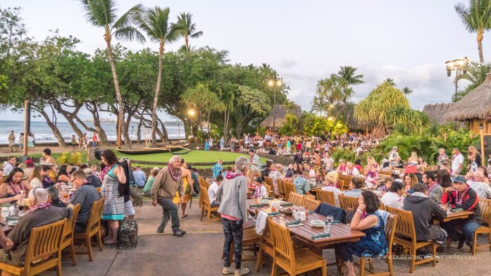 A Feast for the Belly and the Eyes at Old Lahaina Luau in Maui, Hawaii Feast-2