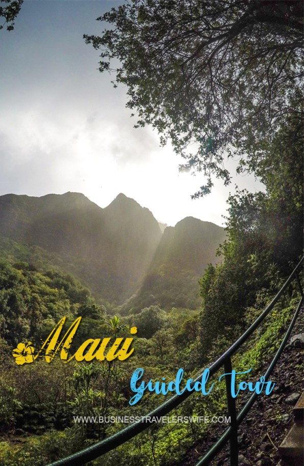 The breathtaking views and landscapes of Maui make road trips and guided tours popular activities among its visitors.