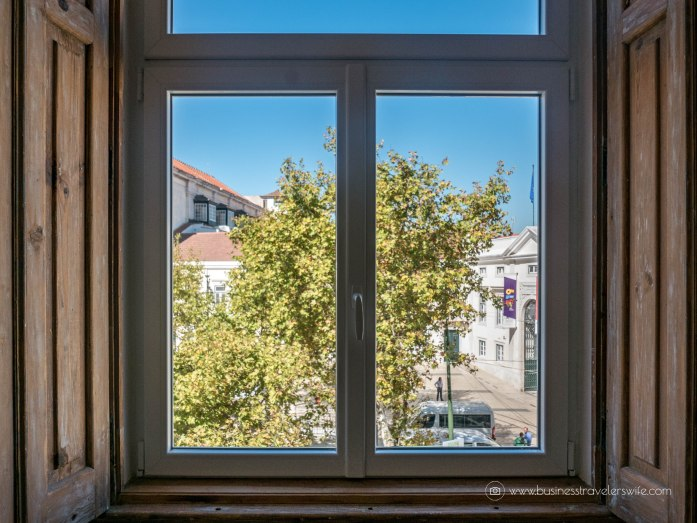 15 Travel Tips for Your First Trip to Lisbon Portugal Chiado Arty Flats Living Room Kitchenette Views
