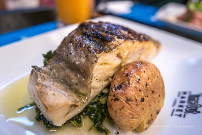 15 Travel Tips for Your First Trip to Lisbon Portugal Grilled Bacalhau Time Out Market