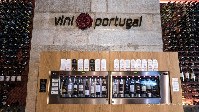 15 Travel Tips for Your First Trip to Lisbon Portugal Port Wine-Tasting Room Wines of Portugal-6
