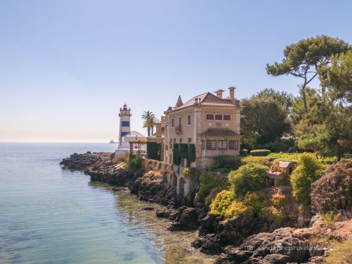 Quick Guide for a Day Trip to Cascais from Lisbon Santa Marta Lighthouse