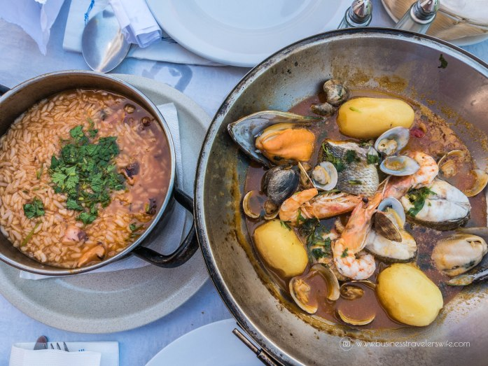 Quick Guide for a Day Trip to Cascais from Lisbon Seafood Cataplana Octopus Rice