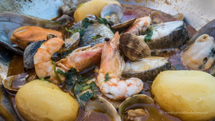 Quick Guide for a Day Trip to Cascais from Lisbon Seafood Cataplana