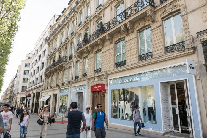 Beautiful Sights in Paris You Shouldn't Miss Champs-Elysees-2