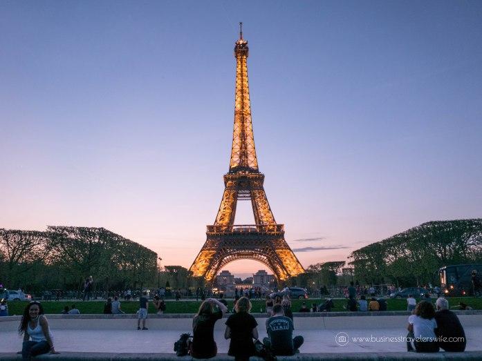 Beautiful Sights in Paris You Shouldn't Miss Eiffel Tower Champ de Mars View