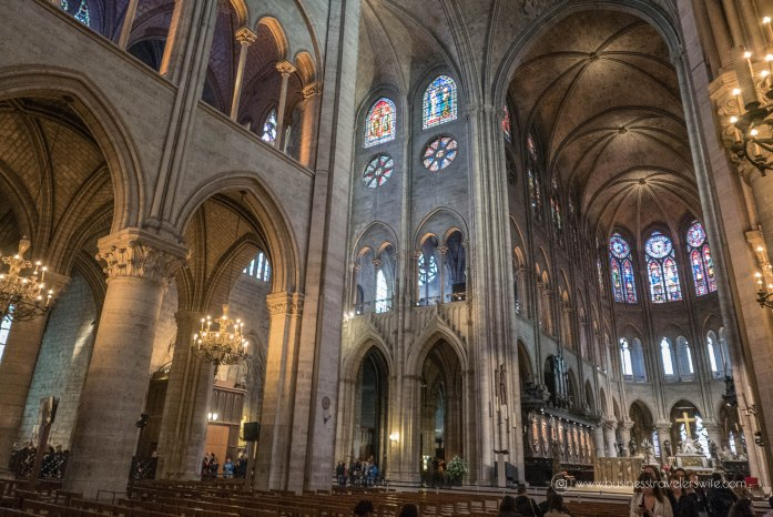 Beautiful Sights in Paris You Shouldn't Miss Notre-Dame Cathedral