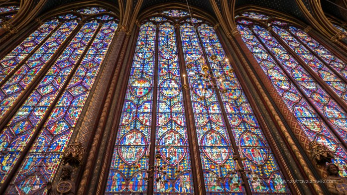 Beautiful Sights in Paris You Shouldn't Miss Sainte-Chapelle