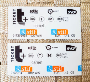 15 Untold Tips for Tourists Visiting Paris Carnet Metro Tickets_
