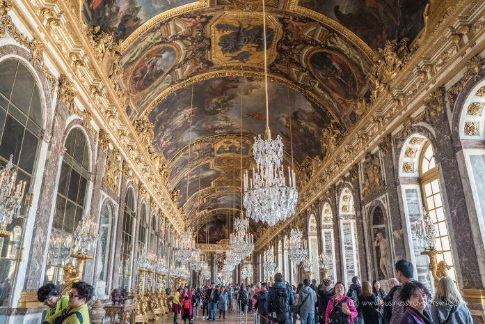 15 Untold Tips for Tourists Visiting Paris Versailles Hall of Mirrors