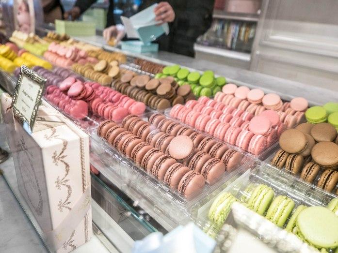 Our List of Must-Try Foods in Paris Laduree Macarons