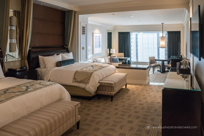 Las Vegas Travel Hack Using myVEGAS Rewards and Hotel Comps Palazzo Deluxe Suite-2