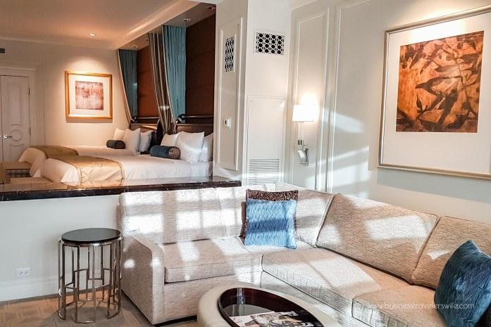 Las Vegas Travel Hack Using myVEGAS Rewards and Hotel Comps Palazzo Deluxe Suite-2