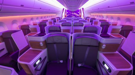 Image result for thai a350 business class