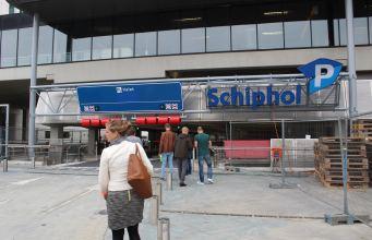 Nieuw op Schiphol: P6 Valet Parking